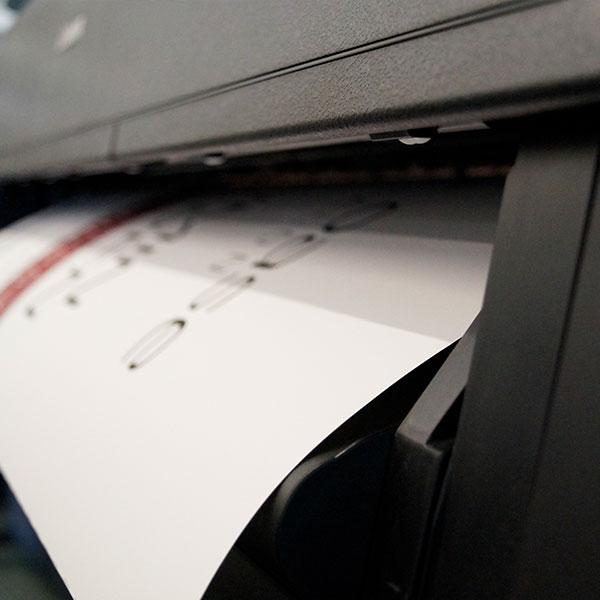 Plakatdruck